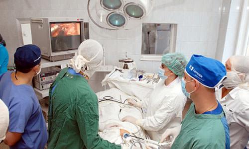 операция при гангрене