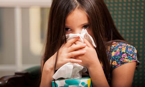 Пульсирующая головная боль может предвещать фронтит