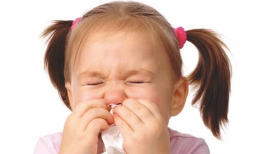 заложенный нос у детей