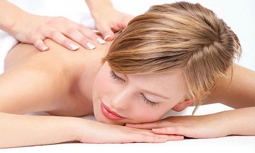 боль в спине массаж