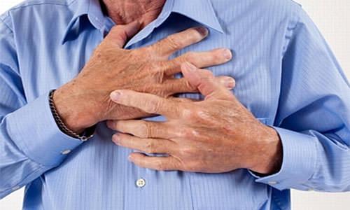 Инфаркт миокарда что может вызвать