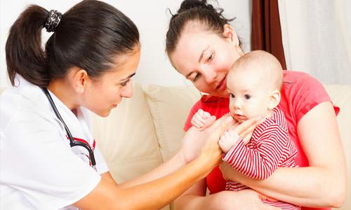 лимфоцитоз у детей