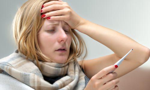 симптомы герпес