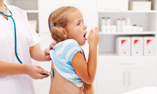 трахеит у детей
