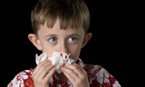 «Даю слово— кровь из носа» что это нужно лечить!