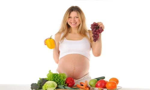 пол ребенка питание