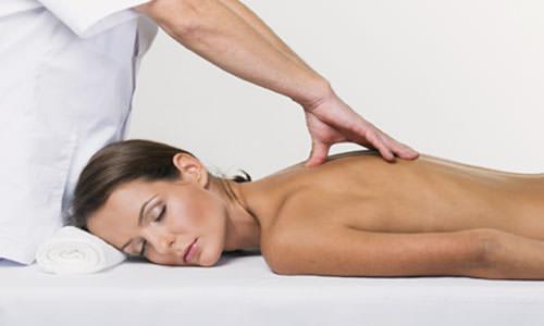 сколиоз массаж