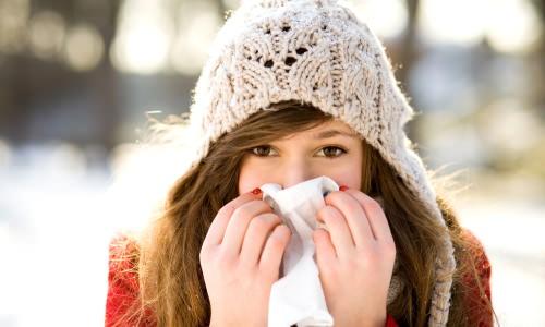 аллергия на мороз
